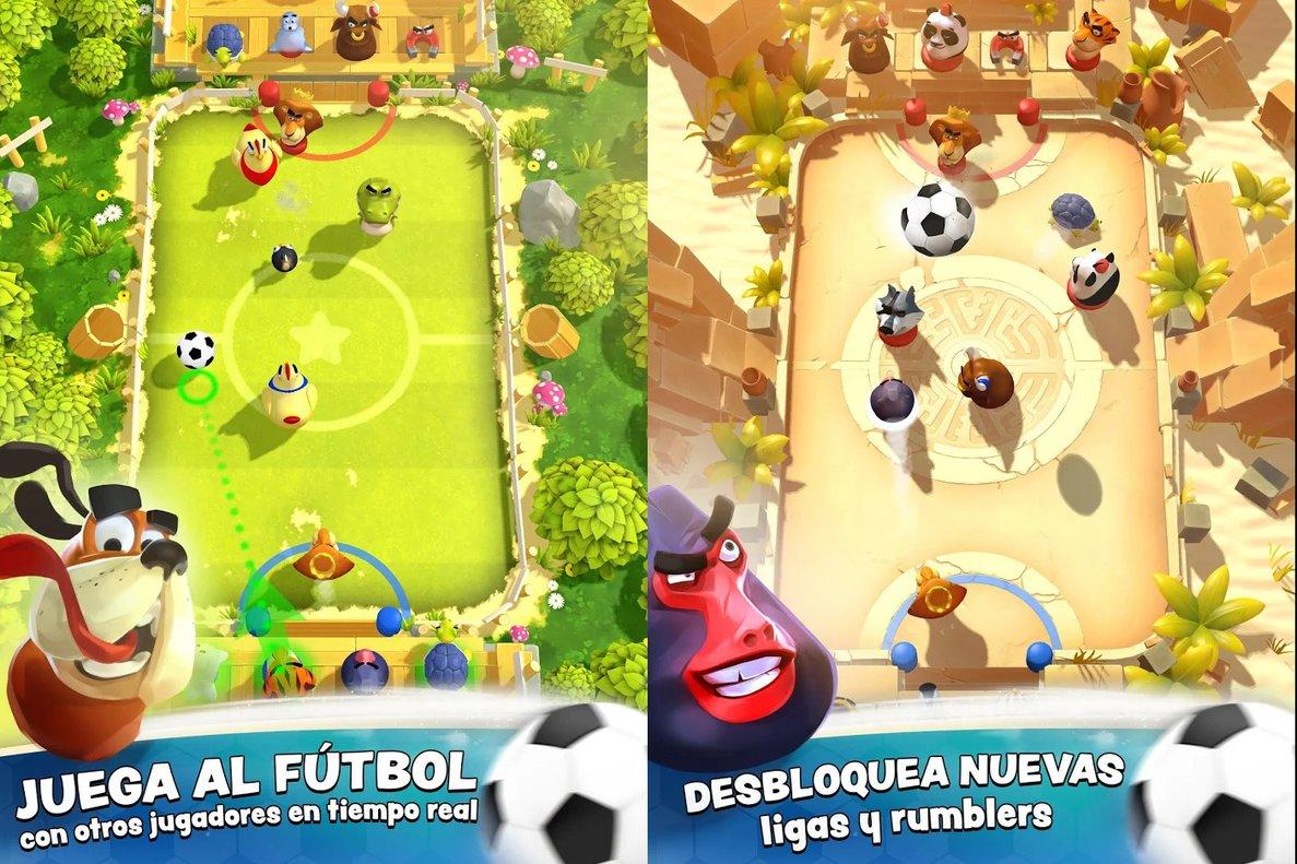 Rumble Stars Fútbol.