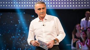 El controvertido presentador de televisión de Canal Sur Juan Y Medio.