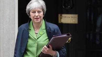 May se impone a los rebeldes proeuropeos en una votación crucial para el 'brexit'