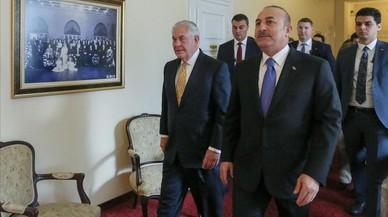 Turquía propone a EEUU un control conjunto de la ciudad kurdosiria de Manbij