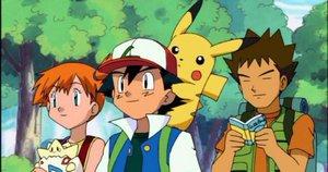 Una imagen del anime de Pokémon.