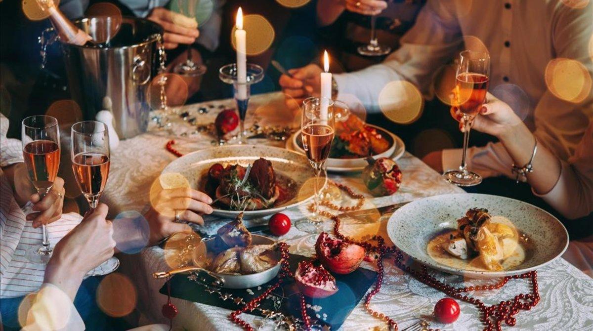 Consells per evitar els excessos nadalencs