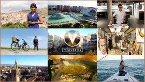Valencia, nuevo destino de 'Viajeros Cuatro'.
