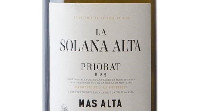 La Solana Alta 2014.