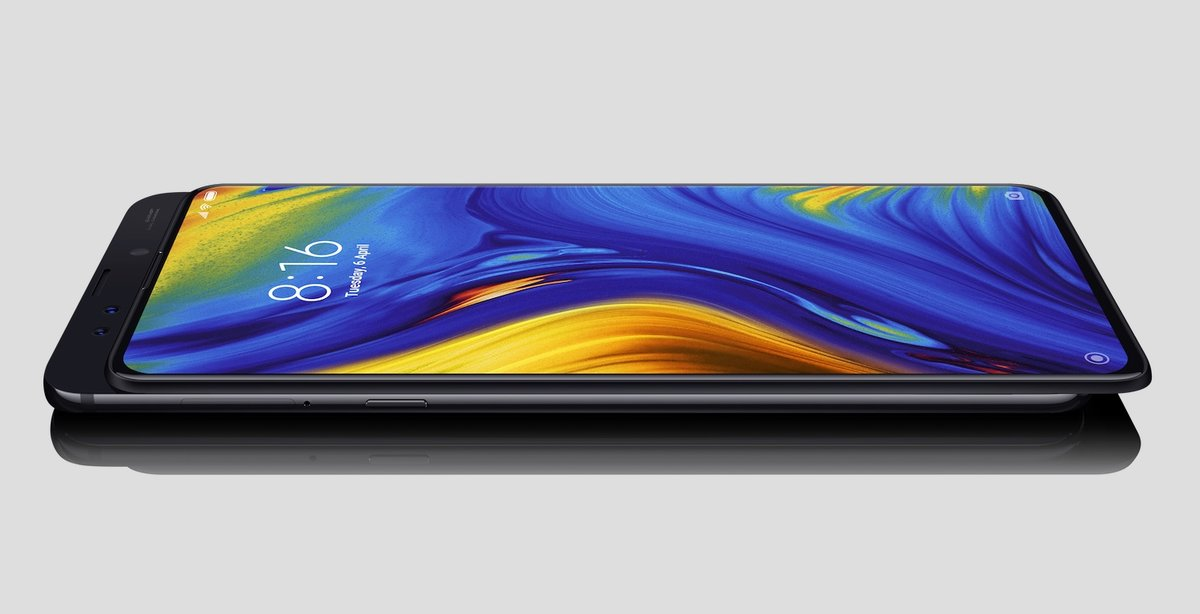 Xiaomi Mi MIX 3 5G, el primer 'smartphone' 5G que es posa a la venda al nostre mercat