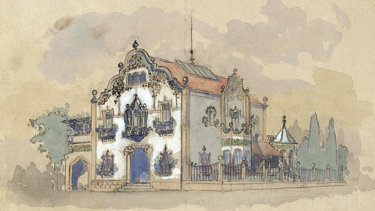 El Puig i Cadafalch que ocultava el seu estudi de Provença, 231