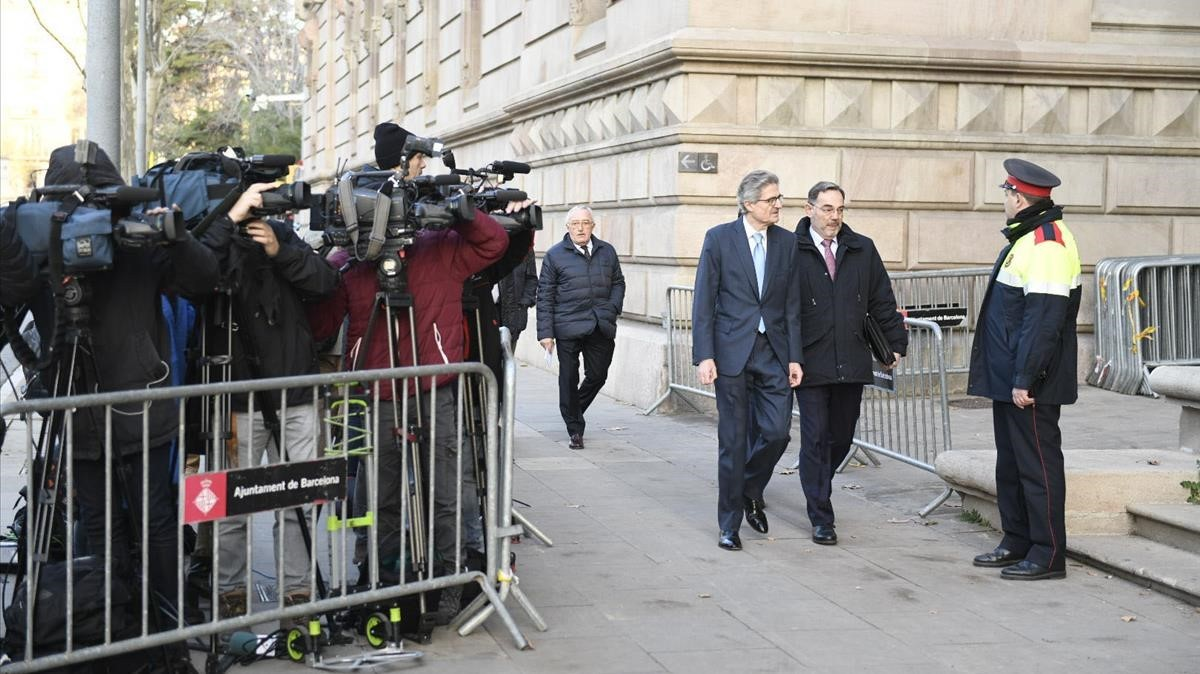La sentència del 'cas Palau': últimes notícies en directe