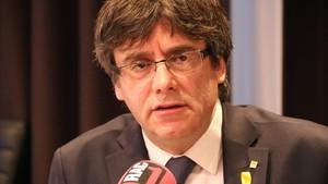 "Puigdemont: ""Repetir eleccions no seria cap tragèdia"""