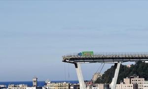 El fiscal investiga 20 persones per l'ensorrament del pont de Gènova