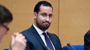 Benalla assegura que no era el guardaespatlles d'Emmanuel Macron