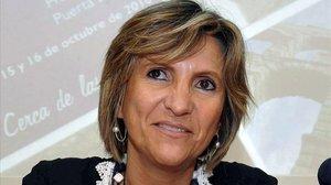 La doctora Verónica Casado, galardonada con el premio a la mejor médica de familia del mundo,en una foto del 2010.