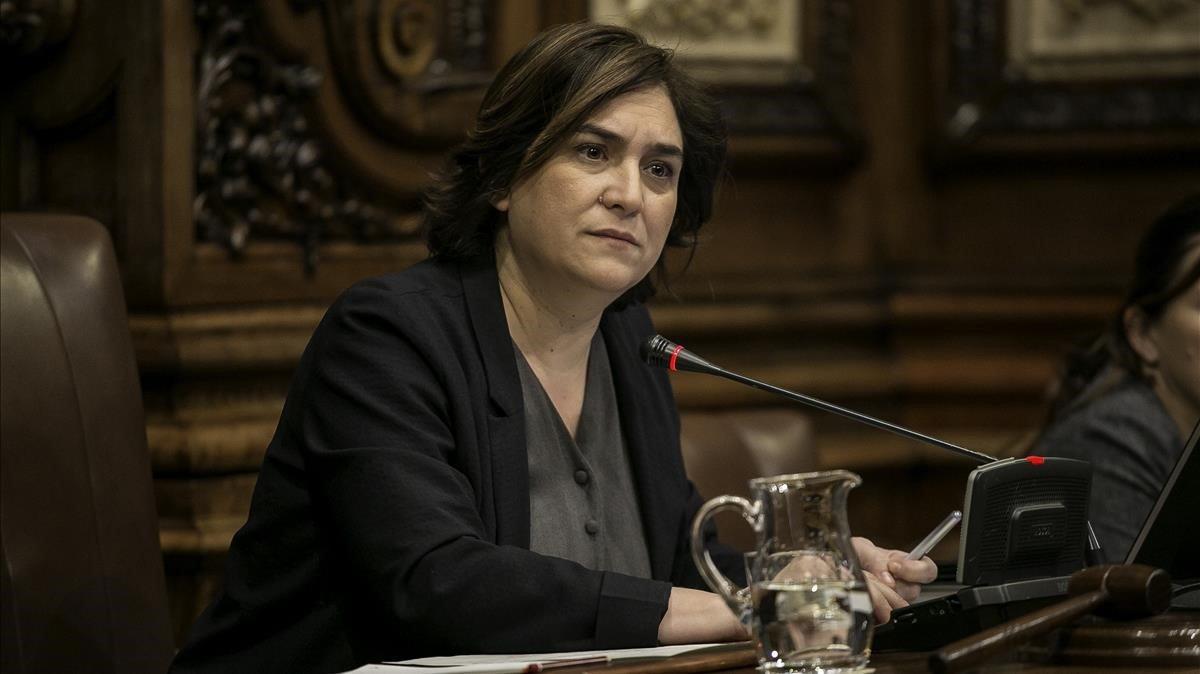 L'oposició reprova per quarta vegada Colau per la inseguretat
