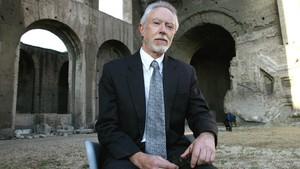 El Nobel J. M. Coetzee, en una imagen del 2004, en Roma.