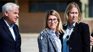 """Forn i Artadi consignen a la presó el pla per al """"canvi urgent"""" a Barcelona"""