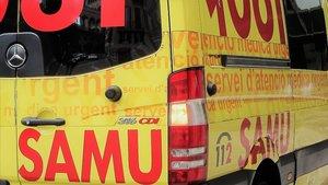 Mor una dona atropellada per la seva furgoneta, que anava sense frens marxa enrere