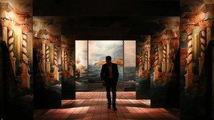 Una de las salas de la muestra 'Ópera. Pasión, poder y política'.