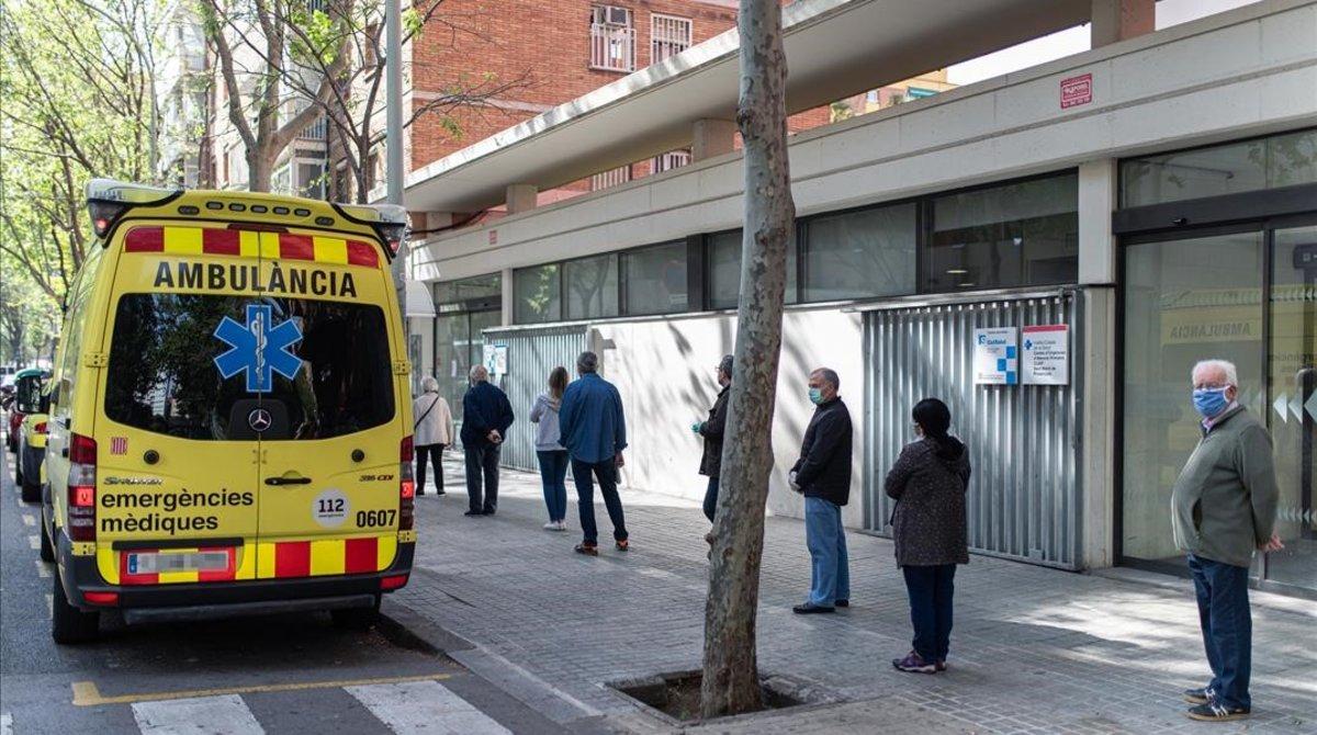 Catalunya suma 2.426 nuevos contagios y 16 muertes en 24 horas