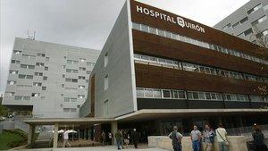 El Hospital Quirón de Barcelona, en una imagen de archivo.