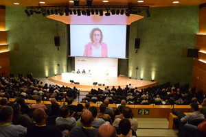 Intervención de Marta Rovira en el Consell Nacional de ERC.