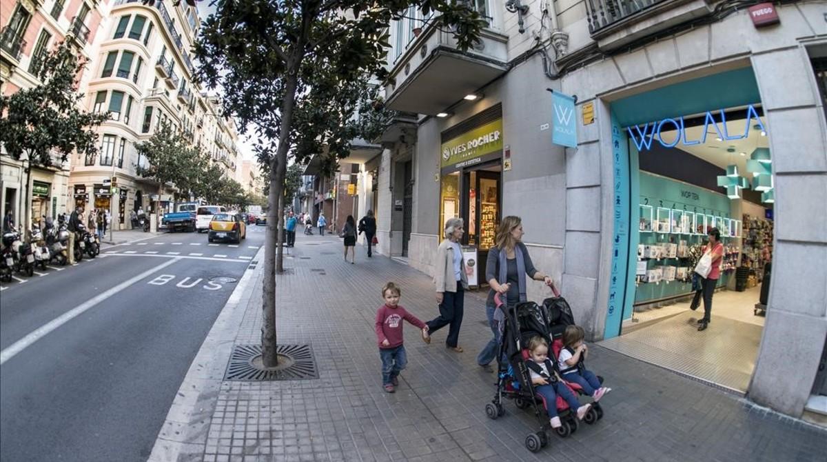 Domingo 8 de mayo tiendas abiertas en Barcelona