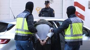 Detenidos dos yihadistas