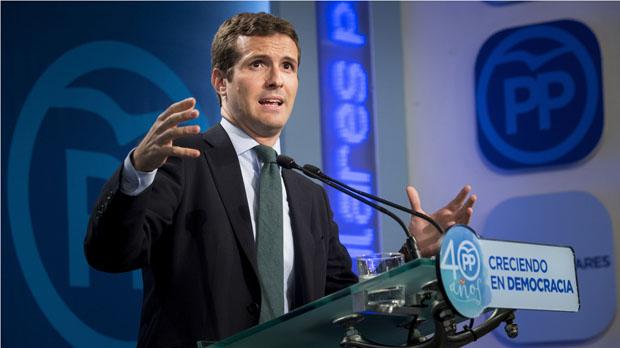 El PP adverteix Puigdemont que pot acabar empresonat com Companys el 1934