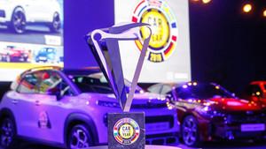El premio a mejor Coche del año en Europa entregado al modelo SUV Volvo XC40