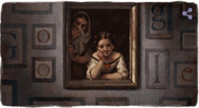 'Doodle' de Google dedicat a Bartolomé Esteban Murillo