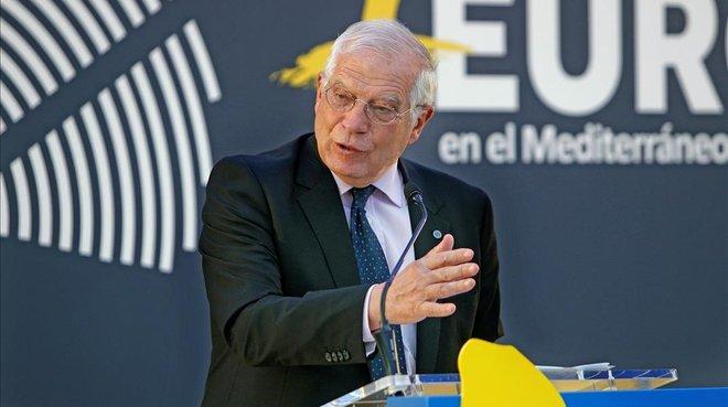 "Borrell acusa a EEUU de ir como ""un 'cowboy'"" en Venezuela"