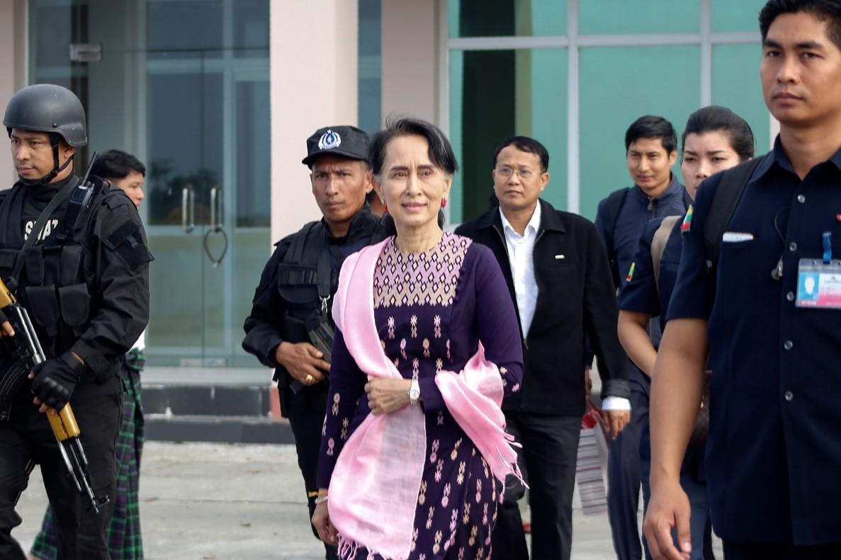 Oxford retira la màxima distinció de la ciutat a la líder birmana San Suu Kyi