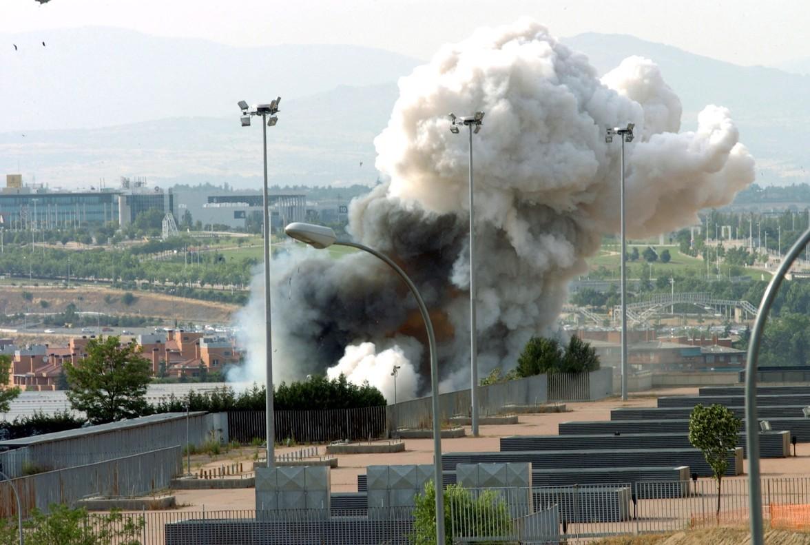 El Tribunal Supremo condena a mil años de cárcel a dos etarras por una furgoneta bomba en Madrid