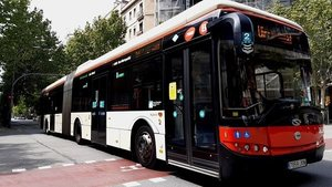 12/06/2020 Autobús de Barcelona