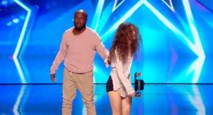 El baile sobre violencia machista que remueve conciencias en el 'Got Talent' francés