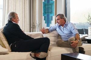 Carlos Sainz charlará esta noche con Bertín Osborne en 'Mi casa es la tuya'