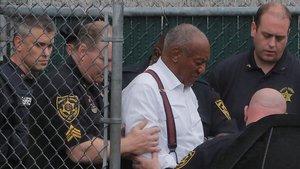 Bill Cosby, tras ser condenado, el pasado mes de septiembre.