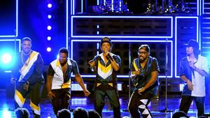 Bruno Mars, en concierto
