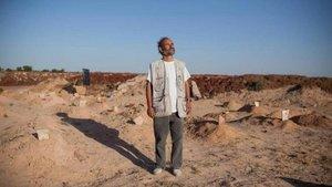 Chamseddine Marzoug, protagonista de la historia de revista 5W galardonada
