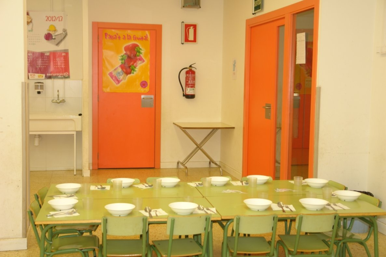 El Consell Comarcal del Baix Llobregat recibió 13.608 solicitudes de becas comedor para este curso