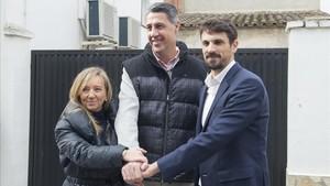 Dante Pérez concurrió en las elecciones al Parlament del 21-D como número 2 por Lleida, sin conseguir escaño