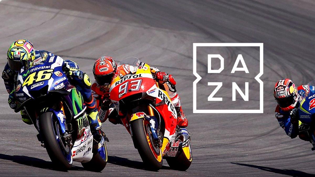 Movistar+ se queda sin MotoGP: La nueva plataforma Dazn adquiere los derechos en exclusiva