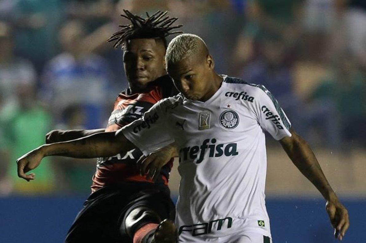 Dos días después del encuentro, el Palmeiras le impuso una multa cerca de 100.000 dólares.