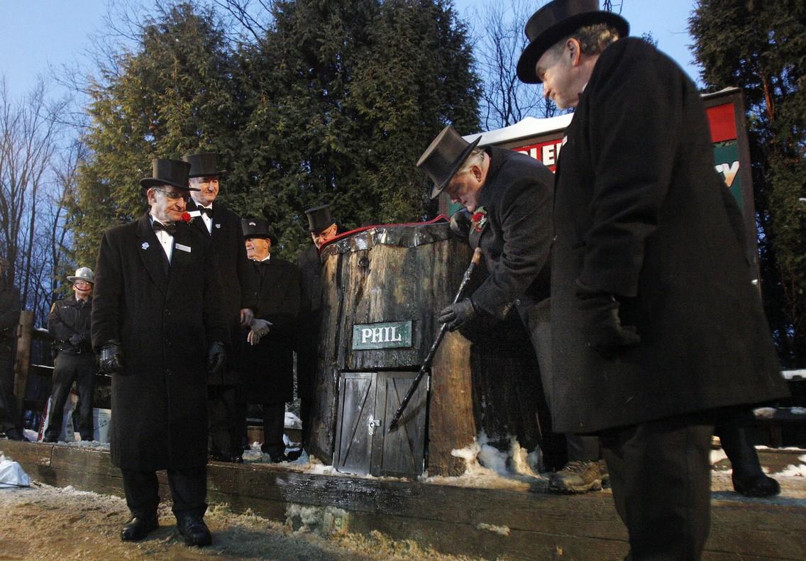 Vista de la tradicional ceremonia en lamarmota Phil.