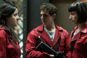 'La Casa de Papel', premiada en el Festival de Montecarlo como Mejor Serie Dramática