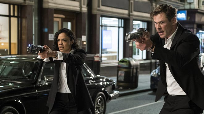 Estrenos de la semana: Tráiler de Men in Black international (2019)