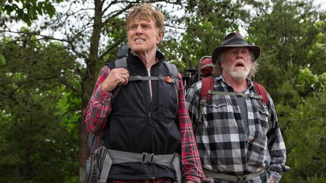 'Un paseo por el bosque': de camino a la nada