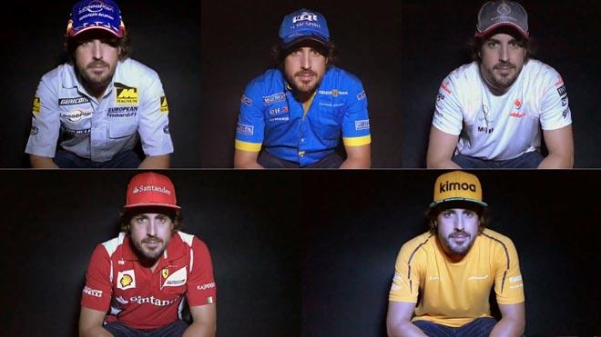 Fernando Alonso deja la fórmula 1.