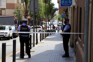 Presó provisional sense fiança per al detingut per matar la seva parella a Esplugues
