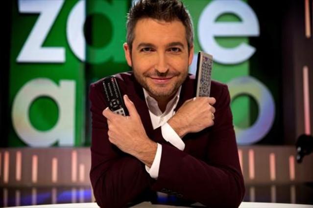 Frank Blanco, presentador del espacio de La Sexta 'Zapeando'.