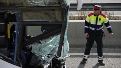 Detectives sobre asfalto: los Mossos cumplen 20 años investigando accidentes mortales