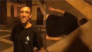 La víctima del vídeo de Las Palmas recibió 5 euros por dejarse abofetear | Vídeo